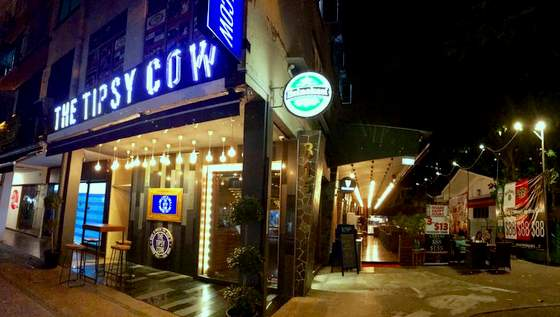 The Tipsy Cow Katong - Pubs in Singapore.