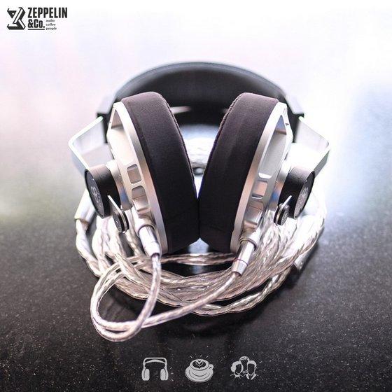 Final Audio D8000 Pro Headphones.