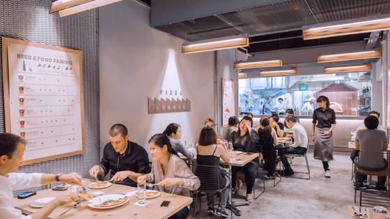 Pizza Fabbrica - Italian Pizza in Singapore.