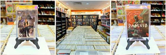Wonderific Comics - Comic Book Stores in Singapore.