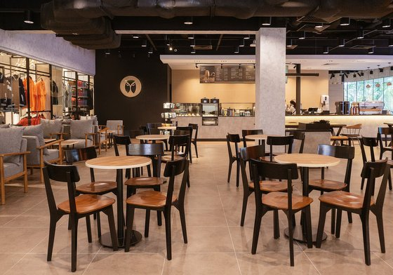 Maxx Coffee NUS - Top Coffee Shops in Singapore.