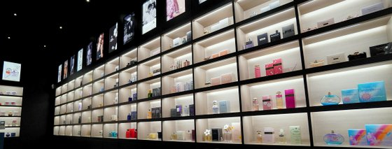 Scentre - Perfume Shops in Singapore.