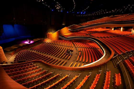 The Star Performing Arts Centre Singapore.