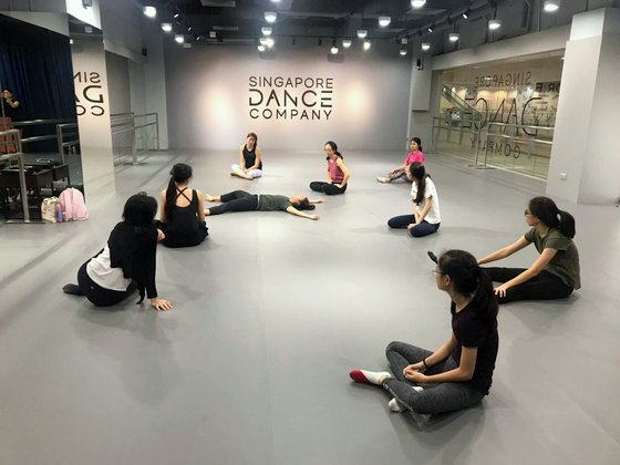 Singapore Dance Company - Hip Hop Dance Classes in Singapore.