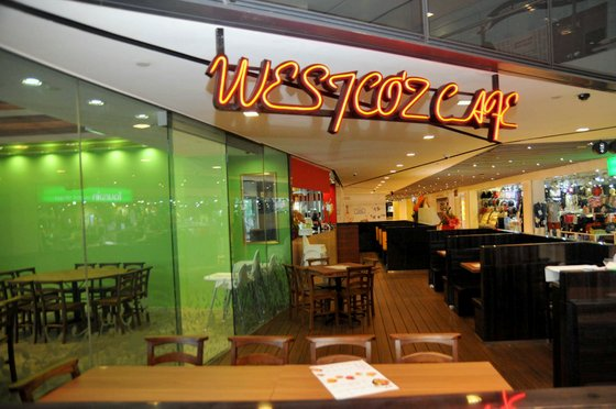 West Co'z Café Junction 10 - Tze Char Restaurant in Singapore.