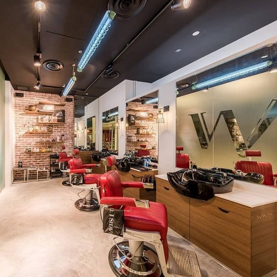 Good Barber in Singapore - Will I Shave - Tanglin Mall.