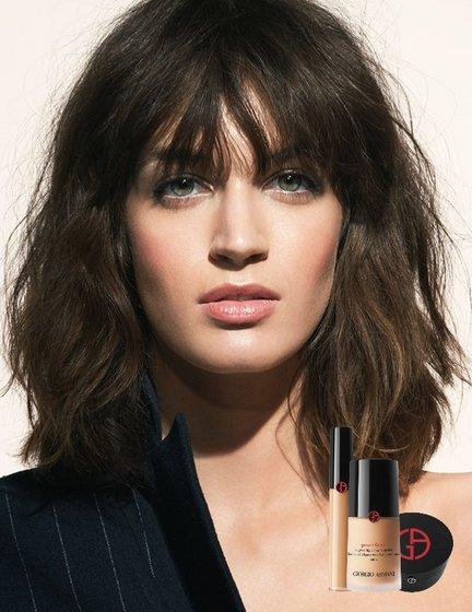Giorgio Armani Beauty - POWER FABRIC Collection.