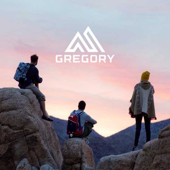 Gregory Mountain Products - Ergonomic Backpacks in Singapore.