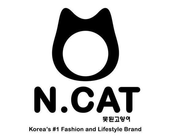 N.CAT Korean Fashion Jewelry in Singapore.
