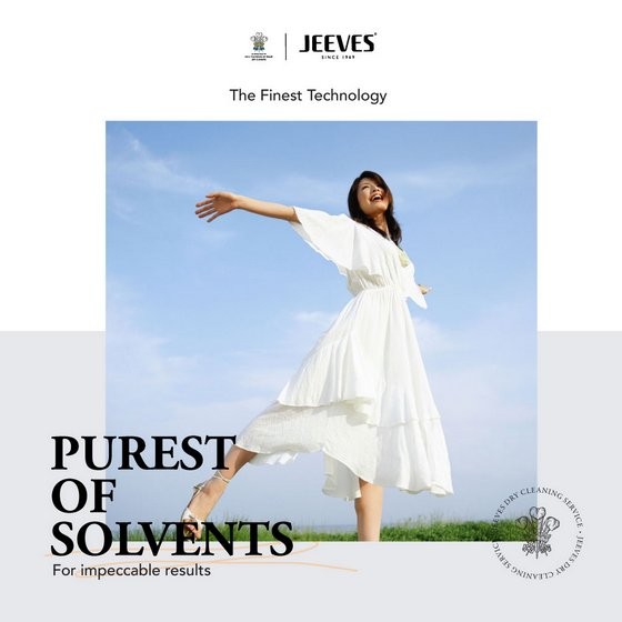 Dry Cleaning Service in Singapore - Jeeves Singapore.