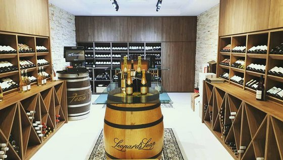 Estate Wines Cellar - Wine Shops in Singapore - Ngee Ann City.