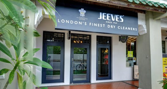 Jeeves Singapore - Dry Cleaning Services in Singapore - Cluny Court.