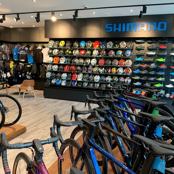 Tay Junction - Bicycle Shop in Singapore.