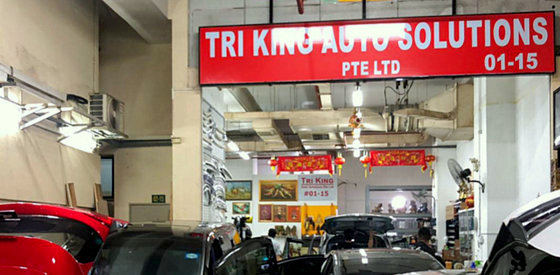 Tri King Auto Solutions Car Accessories Shop In Singapore Shopsinsg
