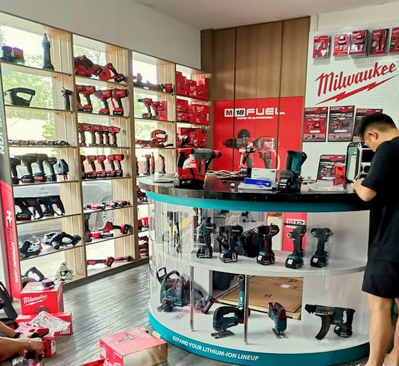 Handheld Power Tools in Singapore - The Hardware Shop.