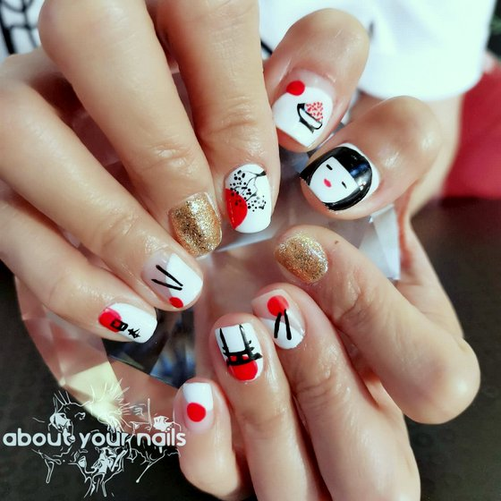 Japan Nail Art in Singapore - About Your Nails.