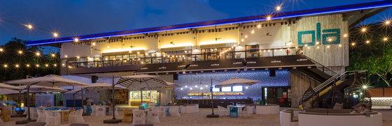Ola Beach Club - Water Sports Center in Singapore.