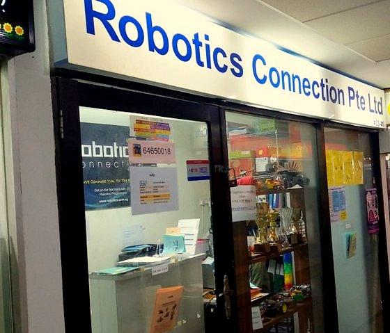 Robotics Connection - Robotics Courses in Singapore.
