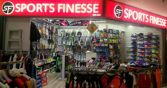 Sports Finesse - Squash Rackets for Sale in Singapore.