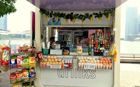 Tang Heng Huat - Snack Shop in Singapore.