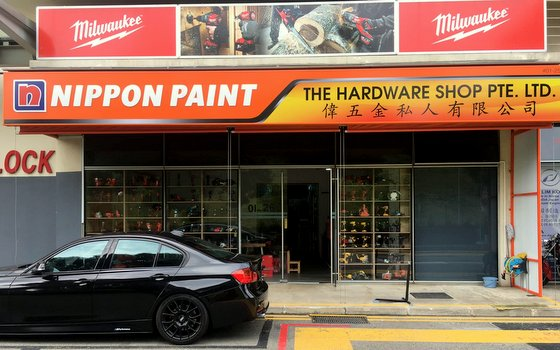 The Hardware Shop - Handheld Power Tools in Singapore.