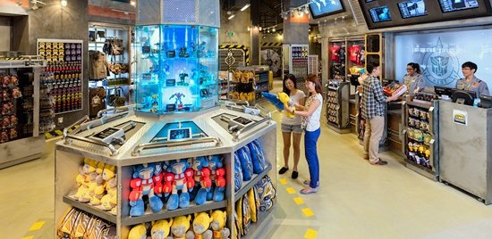 Transformers Supply Vault - Transformers Merchandise in Singapore.