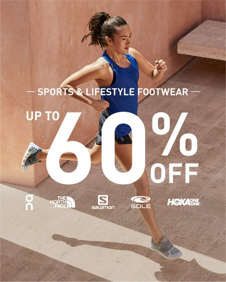 Cheap Running Shoes in Singapore - Sports & Lifestyle Westgate Mall - On Trail Running Shoes in Singapore.