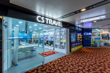 CS Travel Korean Tour Packages in Singapore - Chinatown Point.