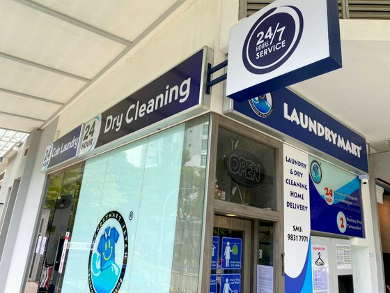Laundrymart River Valley - Laundry Service in Singapore.