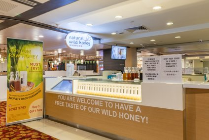 Natural Wild Honey Shops in Singapore - Chinatown Point.
