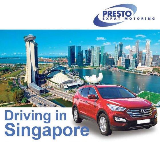 Presto Expat Motoring - Car Consultancy in Singapore.