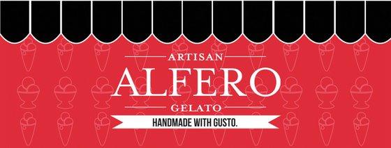 Alfero Artisan Gelato - Pistachio Gelato in Singapore.