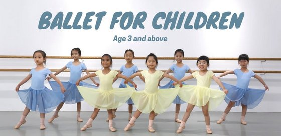 Ballet Classes for Kids in Singapore - Firstpointe.