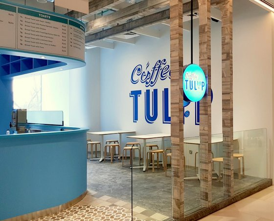 Coffee Tulip - Cafe in Singapore.