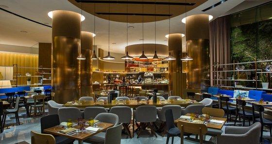 Food Capital Buffet Restaurant in Singapore.