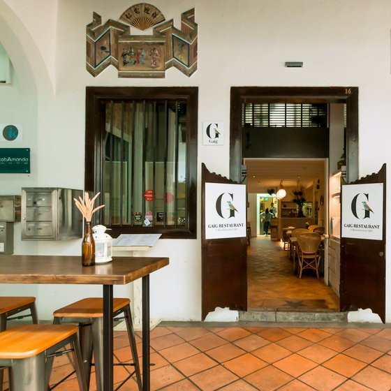 GAIG Restaurant - Spanish Restaurant in Singapore.