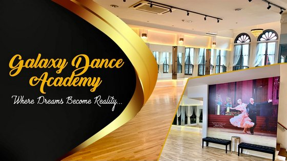 Galaxy Dance Academy - Waltz Dance Classes in Singapore.