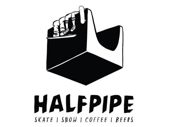 Halfpipe Skate Bar in Singapore.