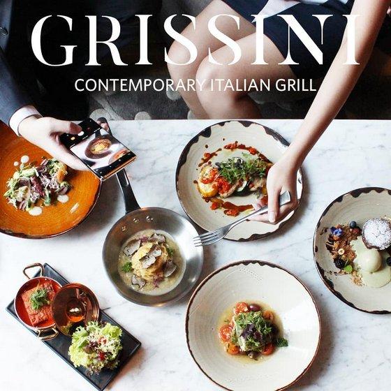 Italian Food in Singapore - Grissini Italian Grill Restaurant in Singapore.