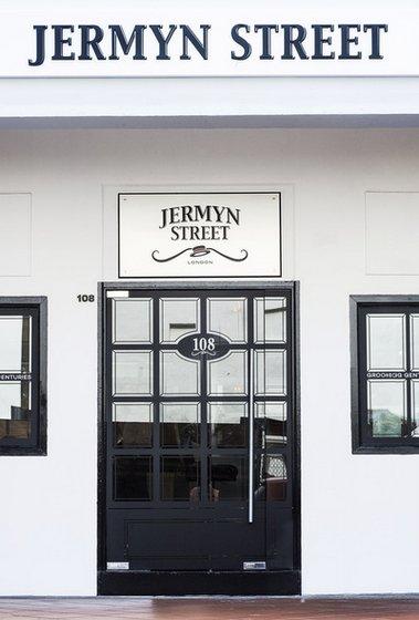 Jermyn Street Barbers - Luxury Barbershop in Singapore.