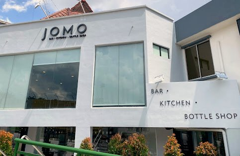 JOMO Holland Village - Bar and Restaurant in Singapore.