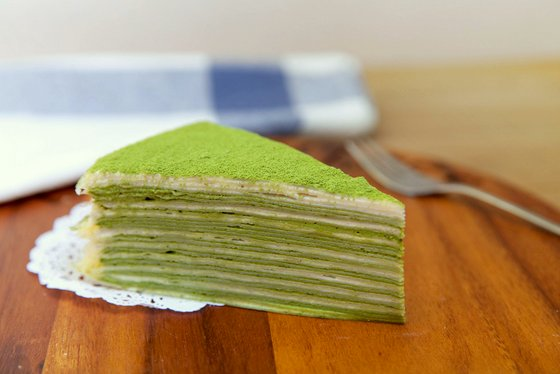 Mille Crepe Cakes in Singapore - Charles Classic Cakes.