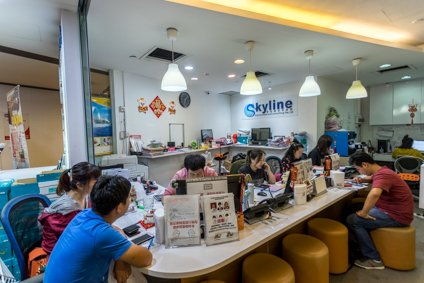 Skyline Travel and Consulting - Travel Agency in Singapore - Chinatown Point.