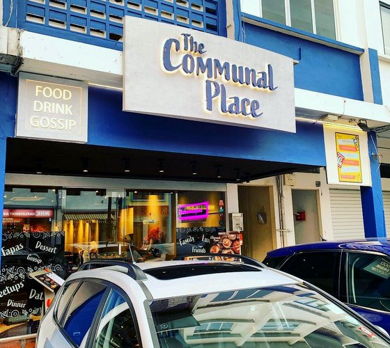 The Communal Place - Bistro Restaurant in Singapore.