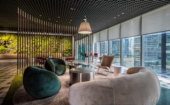 Co-Working Spaces in Singapore - The Work Project - Asia Square.