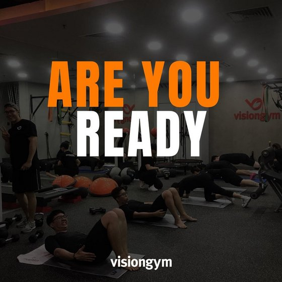 Electro Muscular Stimulation Training in Singapore - VisionGym.
