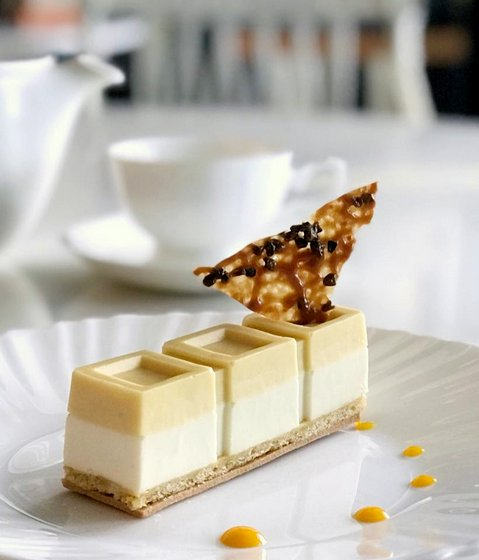 French Restaurant in Singapore - Mad About Sucre.