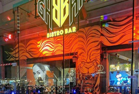 Gabbar Bistro & Bar in Singapore - Clarke Quay.