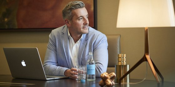 Hildon Natural Mineral Water - The Water Sommelier.