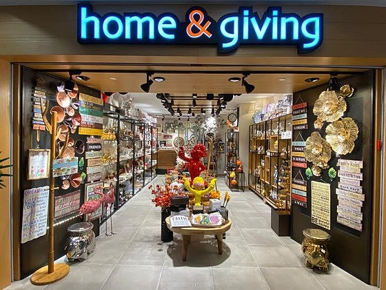 Home & Giving - Places to Buy Home Decor in Singapore - NEX Mall.